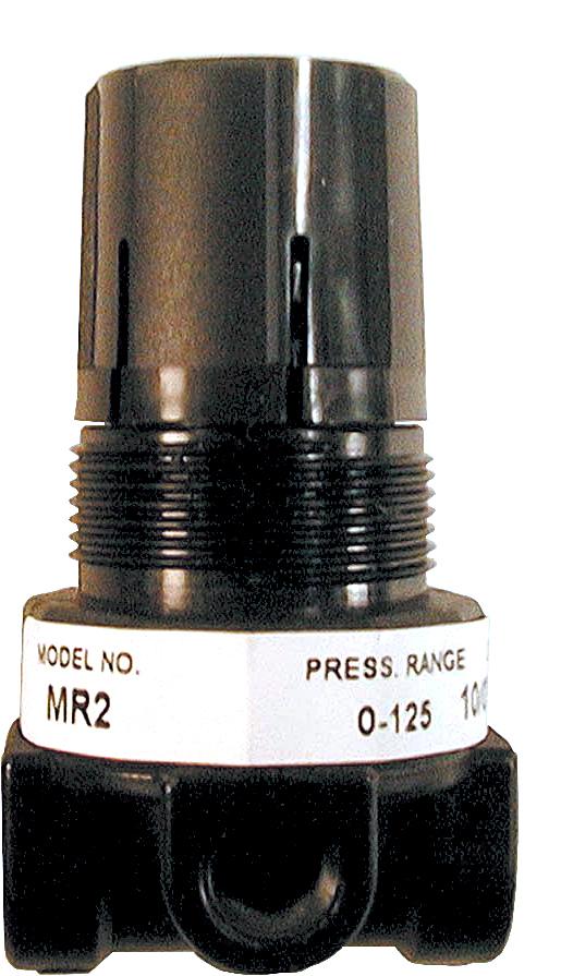 Miniature Series Regulator Coilhose Pneumatics Part No Mr1x